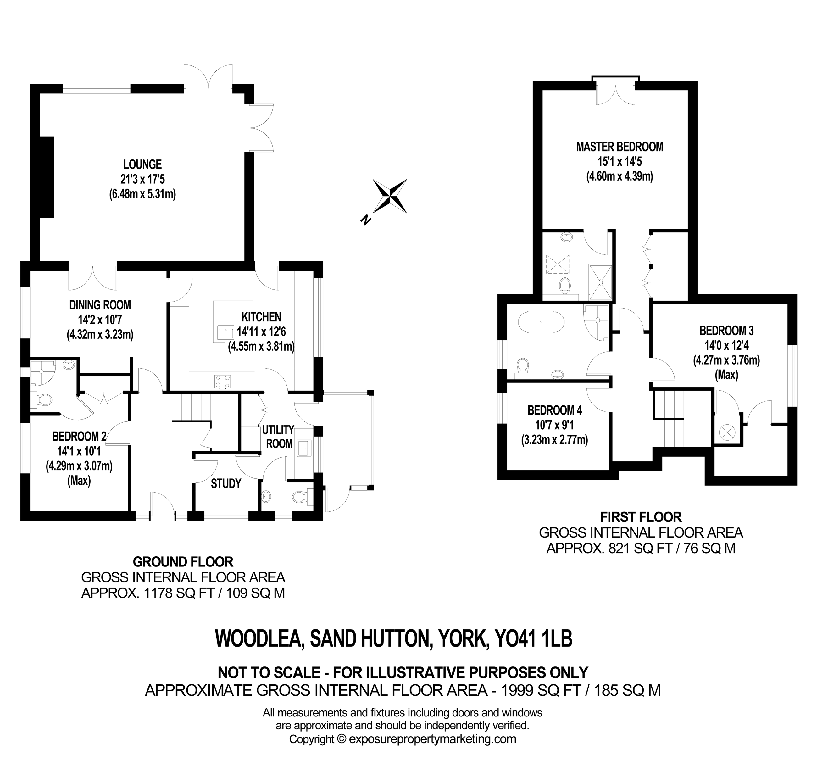 Woodlea Floor Plan